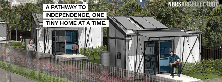 Tiny Homes Foundation Homelessness Solution