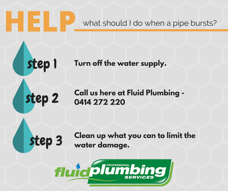 what do I do in a plumbing emergency