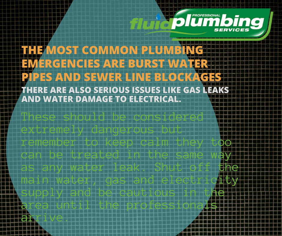 Whether it's a small plumbing problem or a major plumbing emergency you can turn to Fluid Plumbing Services for support.