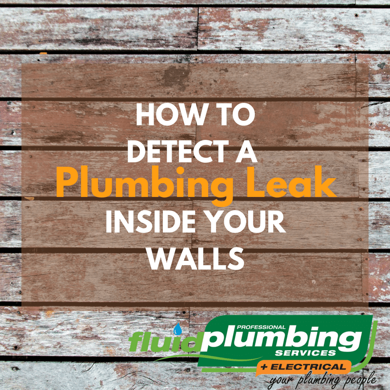 How to Detect a Plumbing Leak Inside Your Walls