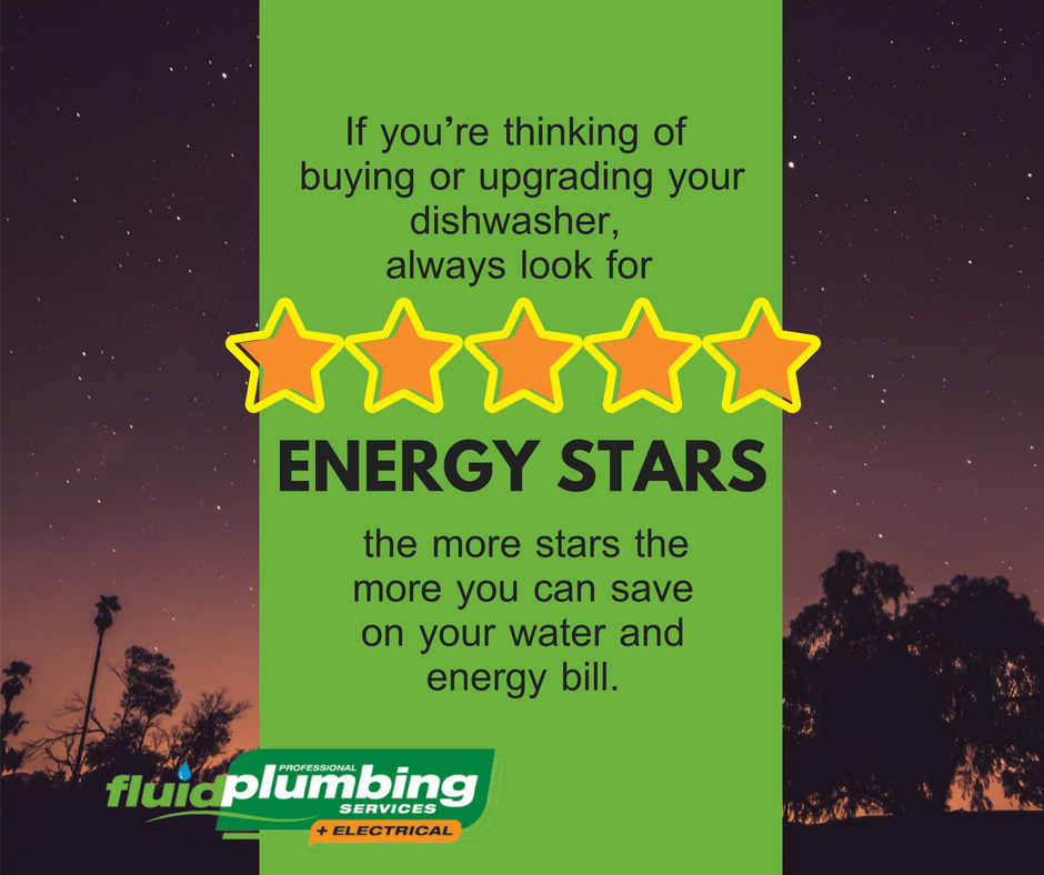 always look for energy stars, the more stars the more you can save on your water and energy bill.